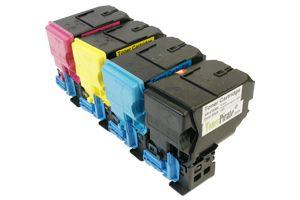Konica Minolta Black & Color Toner Combo Set Magicolor 4750DN 4750EN