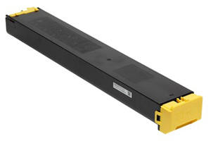 Sharp MX-23NTYA Compatible Yellow Toner Cartridge for MX-2300N MX-2700