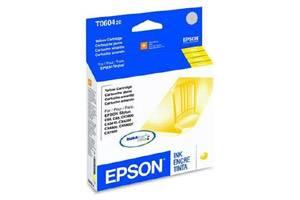 Epson T060420 OEM Genuine Yellow Ink Cartridge for C68 CX3800 CX3810 CX7800 D88 DX3800