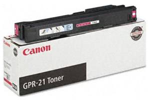 Canon GPR-21 Magenta [OEM] Genuine Toner Cartridge ImageRunner C4080