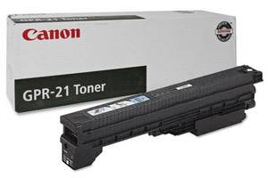 Canon GPR-21 Black [OEM] Genuine Toner Cartridge ImageRunner C4080