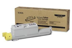 Xerox 106R01220 Yellow [OEM] Genuine Toner Cartridge for Phaser 6360 Color Printer
