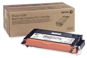 Xerox 106R01395 [OEM] Genuine High Yield Black Toner Cartridge for Phaser 6280