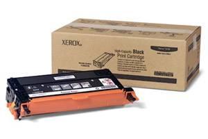 Xerox 113R00726 [OEM] Genuine High Yield Black Toner Cartridge for Phaser 6180 6180DN/N