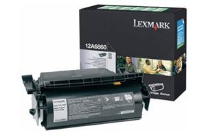 Lexmark 12A6860 [OEM] Genuine Laser Toner Cartridge Optra T620 T622 Printer