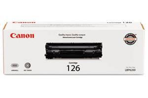 Canon 126 [OEM] Genuine Toner Cartridge for ImageClass LBP6200d