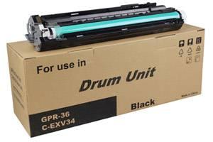 Canon 3786B004BA GPR-36 [OEM] Genuine Black Imaging Drum Unit