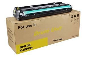Canon 3789B004BA GPR-36 [OEM] Genuine Yellow Imaging Drum Unit