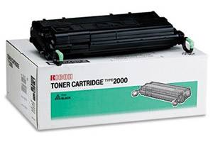Ricoh 400394 Type 2000 [OEM] Genuine Toner Cartridge for AP2000 AP2100 Fax 2100L