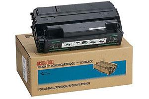 Ricoh 400759 Type 115 [OEM] Genuine Toner Cartridge Aficio AP2610 AP600N AP610