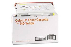 Ricoh 402073 Type 140 Original Yellow Toner Cartridge for Aficio CL1000N