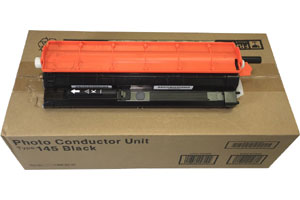 Ricoh 402319 Original Type 145 Black Photoconductor Unit Aficio CL4000DN