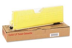 Ricoh 402555 Type 165 [OEM] Genuine Yellow Toner Cartridge for Aficio CL3500