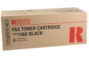 Ricoh 430347 Type 1160 Original Toner Cartridge Fax 3310 4410 4420 4430L