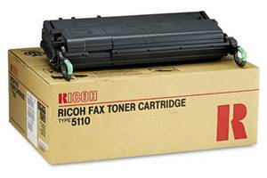 Ricoh 430452 Type 5110 [OEM] Genuine Toner Cartridge for Fax 5000L Printer