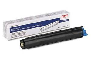 Okidata 43640301 [OEM] Genuine Toner Cartridge for B2200 B2400 MFP Printer
