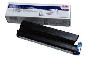 Okidata 43979201 [OEM] Genuine Toner Cartridge for B420 B430 MB460 MB470 MB480 MFP Printers
