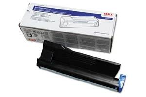 Okidata 43979215 [OEM] Genuine High Yield Toner Cartridge for B420 MB480 MFP Printers