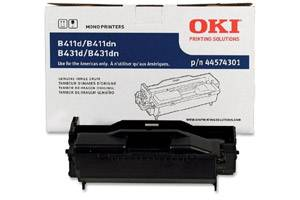 Okidata 44574301 [OEM] Type B2 Genuine Drum Unit  for B411 B431 MFP Printers