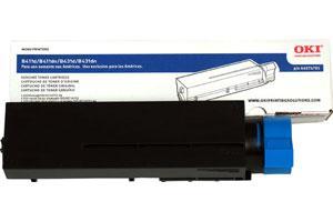 Okidata 44574701 [OEM] Genuine Toner Cartridge for B411 B431 MFP Printers