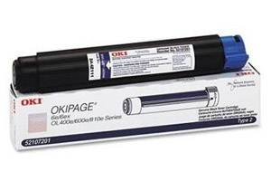 Okidata 52107201 [OEM] Genuine Toner Cartridge for OkiFax 1000 2200 5200 OkiPage 6E