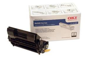 Okidata 52116002 [OEM] Genuine High Yield Toner Cartridge for B6500 MFP Printer