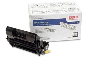 Okidata 52123601 [OEM] Genuine Toner Cartridge for B710 B720 B730 MFP Printer