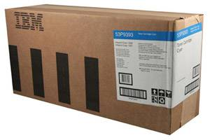 IBM 53P9393 [OEM] Genuine Cyan Toner Cartridge for InfoPrint 1228