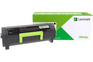 Lexmark 56F1U00 25K OEM Genuine Toner Cartridge for MS521dn MS621dn