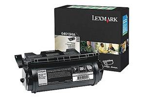 Lexmark 64015HA [OEM] Genuine Laser Toner Cartridge Optra T640 T642 T644 Printer