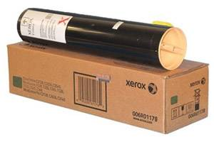 Xerox 6R1178 [OEM] Genuine Yellow Toner Cartridge for CopyCentre C2128 C2636 C3545
