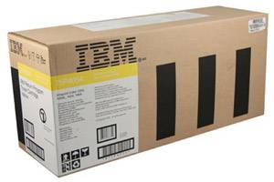 IBM 75P4054 [OEM] Genuine Yellow Toner for InfoPrint 1354 1454 1464