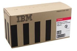 IBM 75P4057 [OEM] Genuine High Yield Magenta Toner for InfoPrint 1354