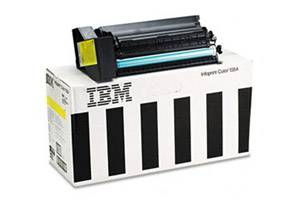 IBM 75P4058 [OEM] Genuine High Yield Yellow Toner for InfoPrint 1354