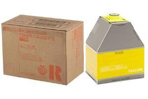 Ricoh 884901 Original Yellow Toner Cartridge for 2228 2232 2238
