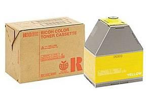 Ricoh 888341 Original Yellow Toner Cartridge for Aficio 3228C 3235C 3245C Printers