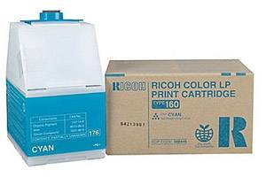 Ricoh 888445 [OEM] Genuine Cyan Toner Cartridge for Aficio CL7200 CL7300