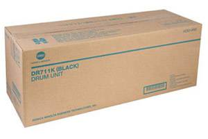 Konica Minolta A2X20RD DR-711K [OEM] Genuine Black Drum Cartridge