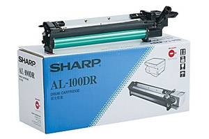 Sharp AL-100DR [OEM] Genuine Drum Unit for AL-1000 1250 1251 1451 1540 1631