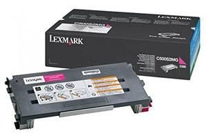 Lexmark C500S2MG [OEM] Genuine Magenta Toner Cartridge for C500N X500N X502N