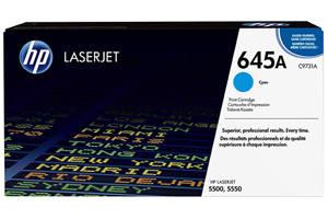 HP C9731A 645A [OEM] Genuine Cyan Toner Cartridge LaserJet 5500 5550