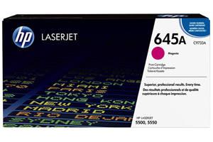 HP C9733A 645A [OEM] Genuine Magenta Toner Cartridge LaserJet 5500