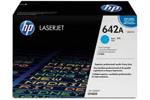 HP CB401A [OEM] Genuine Cyan Toner Cartridge for LaserJet CP4005