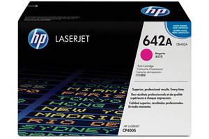 HP CB403A [OEM] Genuine Magenta Toner Cartridge for LaserJet CP4005