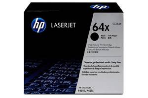 HP CC364X [OEM] Genuine High Yield Black Toner for LaserJet P4015