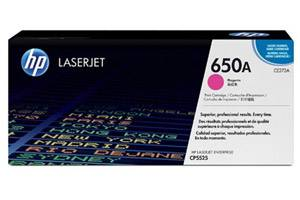 HP CE273A Magenta [OEM] Genuine Toner Cartridge for Laserjet CP5525