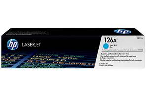 HP CE311A 126A Cyan [OEM] Genuine Toner Cartridge for Laserjet CP1025