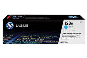 HP CE321A 128A Cyan [OEM] Genuine Toner for Laserjet CM1415 CP1525