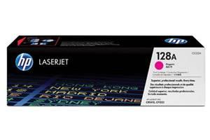 HP CE323A 128A Magenta [OEM] Genuine Toner for Laserjet CM1415 CP1525