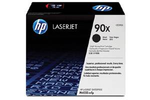 HP CE390X / 90X High Yield [OEM] Genuine Toner for LaserJet M4555 M602